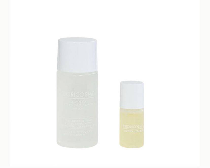 保湿化粧水&美容液
